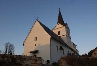 Pfarrkirche Preitenegg